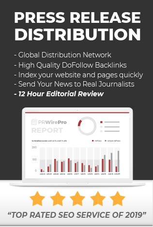 PR WIRE PRO SUBMIT YOUR PRESS RELEASE PRESS RELEASE DISTRIBUTION