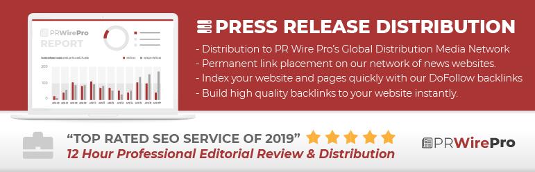 Press Release Distribution - SEO - Submit Your Press Release