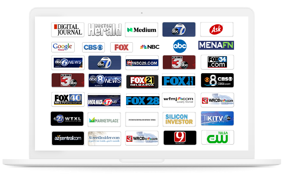 Media Distribution List - Press Release Distribution PR WIRE PRO - PR