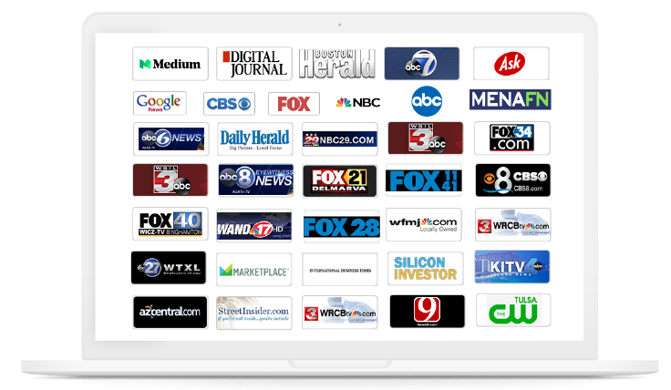 Media Distribution List - Press Release Distribution PR WIRE PRO submission