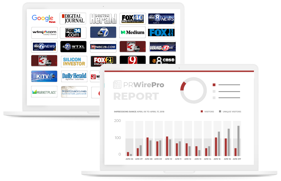 Media Distribution List - Press Release Distribution PR WIRE PRO submit press
