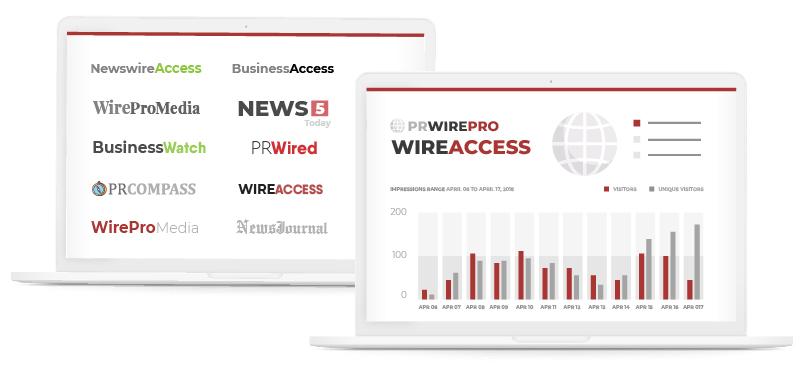 Press Release Distribution PR Wire Pro Main