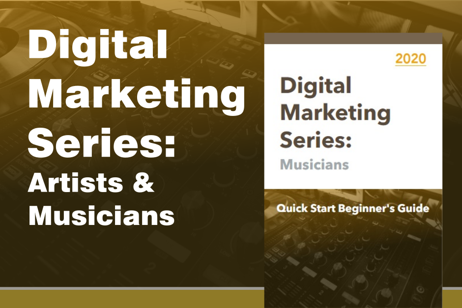 Digital Marketing Series - Musicians Preview