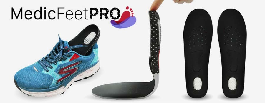 Medic Feet PRO Shoe Insoles - 002