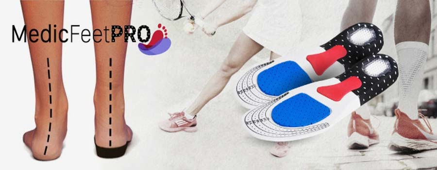 Medic Feet PRO Shoe Insoles