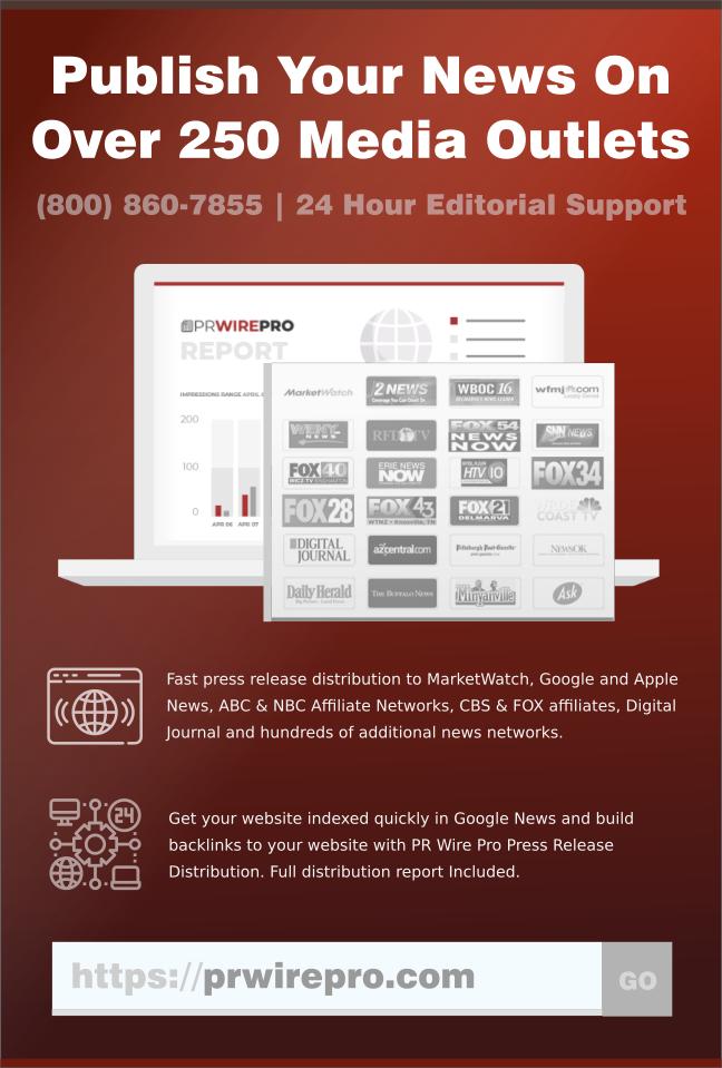 PRWirePro Press Release Distribution service options