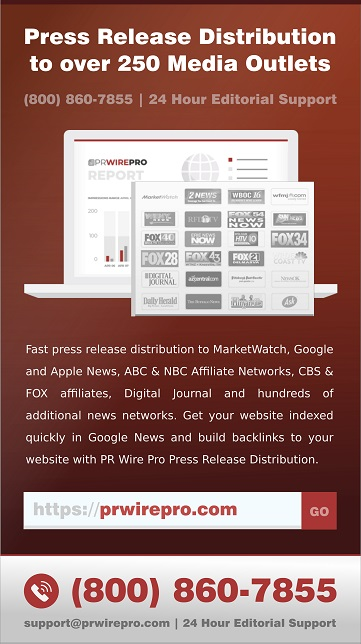 Press Release Distribution - PR Marketing Services