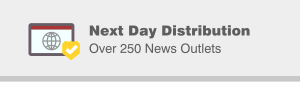 PR Wire Pro - Publish Next Day - Press Release Distribution Services